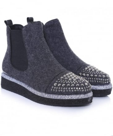 Franella Chelsea Boots