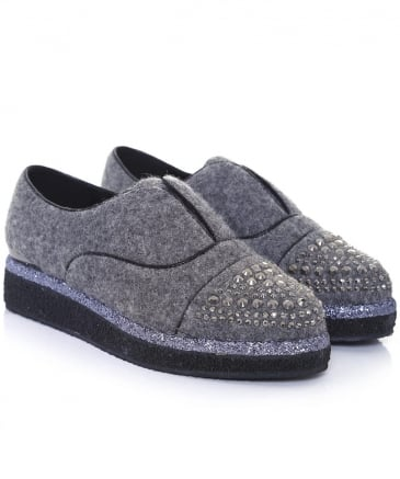 Franella Felt Shoes