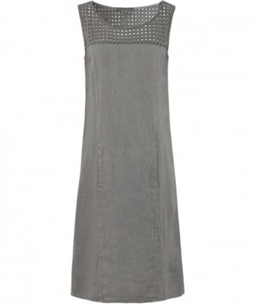 Linen Venus Tunic Dress
