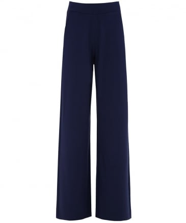 Lorella Casual Flared Trousers