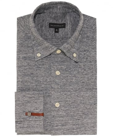Tailored Fit Jersey Bale Shirt