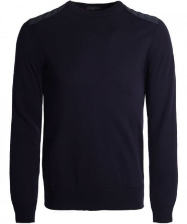Virgin Wool Kerrigan Jumper