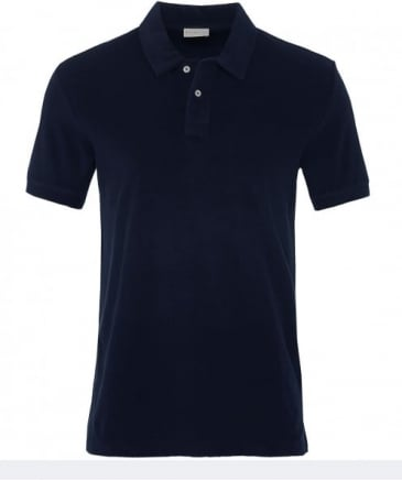 Yam Toweling Polo Shirt