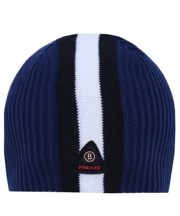 New Wool Blend Norman Beanie Hat