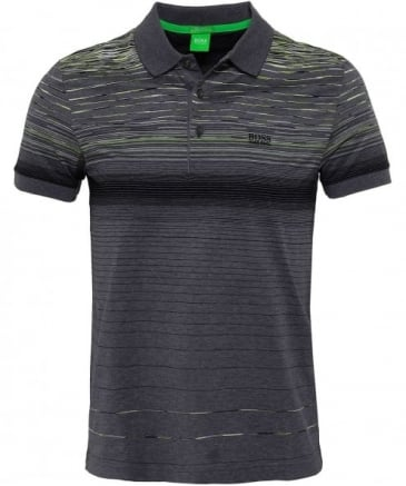 Regular Fit Striped Paddy 3 Polo Shirt