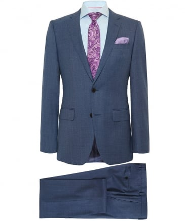 Virgin Wool Huge6/Genius4 Suit