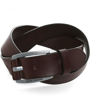 Bakaba Leather Belt