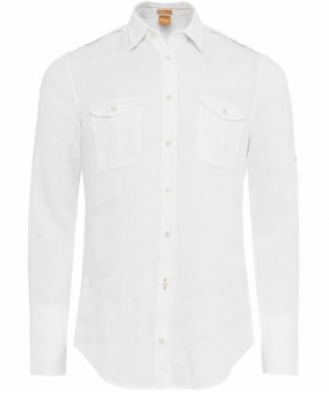Linen Cadetto Shirt