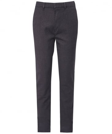 Slim Fit Cotton Slim4-W Trousers
