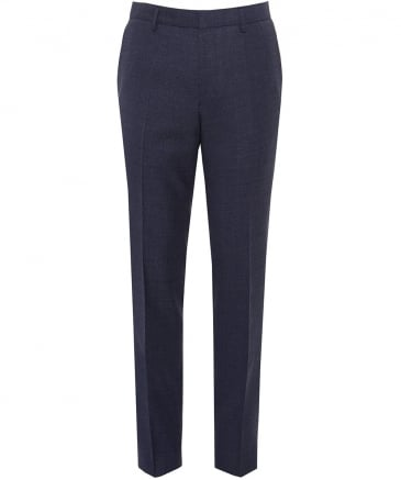 Virgin Wool T-Bloom Trousers
