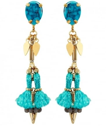 Brick Lane Drop Earrings