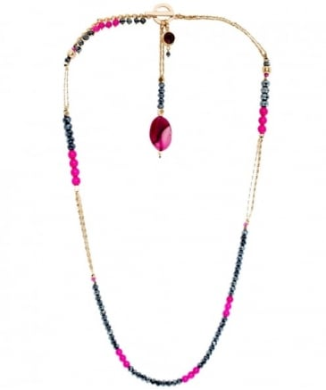 The City Raindrop Necklace