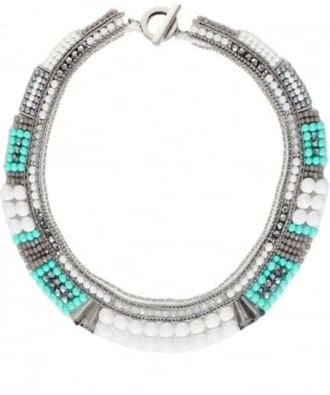 Beaded Soho Necklace