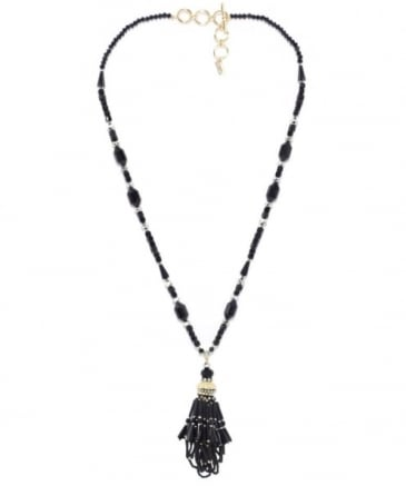 Mademoiselle Tassel Necklace