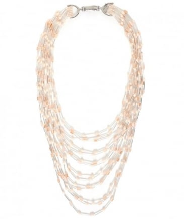 Multi Strand Notting Hill Necklace