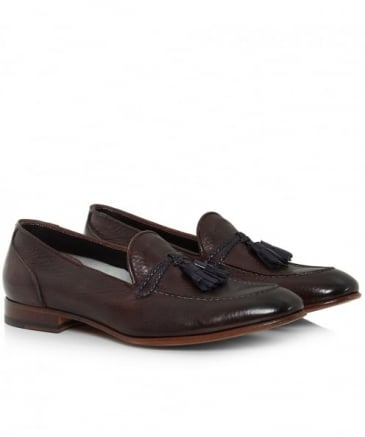 Leather Linea Loafers