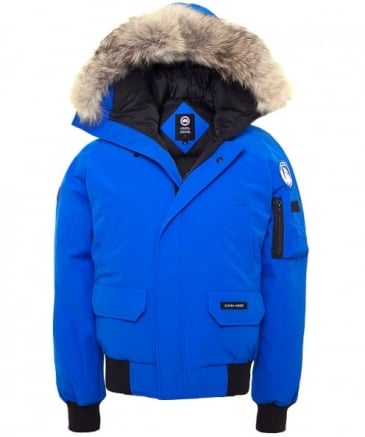 Chilliwack Bomber Jacket