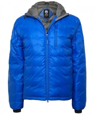 Lodge Hoody Down Jacket