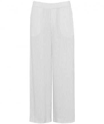 Shea Striped Culottes