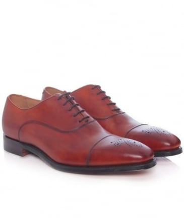 Leather Cambridge Shoes