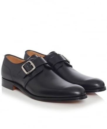 Moorgate Monk Strap Shoes