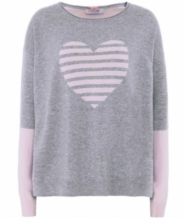 Heart Jumper