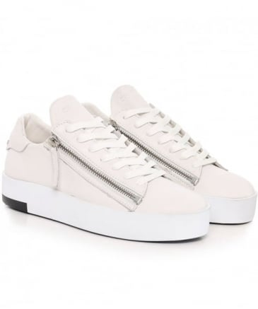 Zipped Platform Trainers