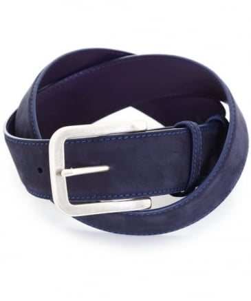 Soft Handle Suede Belt