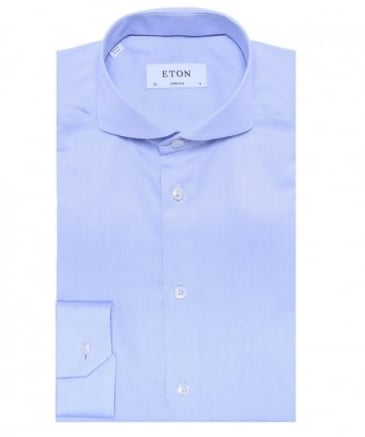 Super Slim Fit Cambridge Twill Shirt