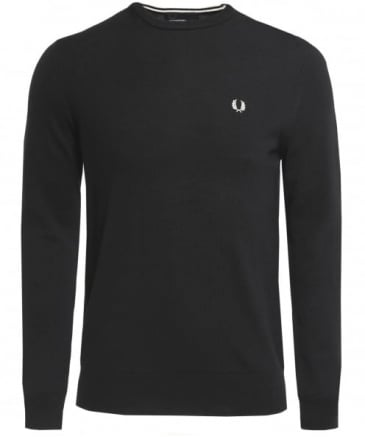 Merino Wool Crew Neck Jumper