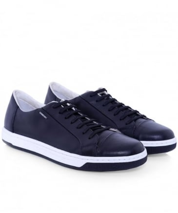 Ricky Leather Trainers