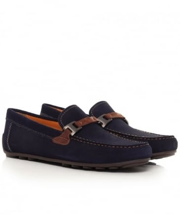 Suede Giona Driving Shoes