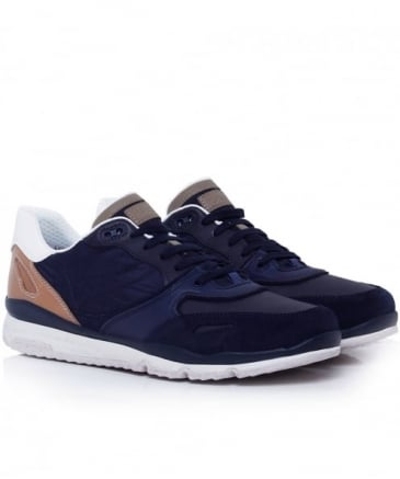 Suede Sandford Trainers