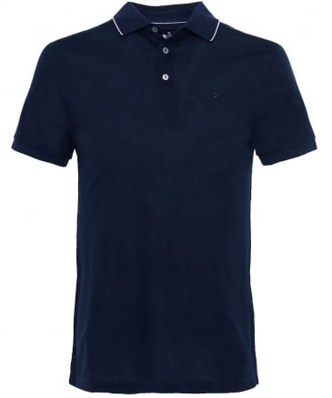 Slim Fit Fine Tip Polo Shirt