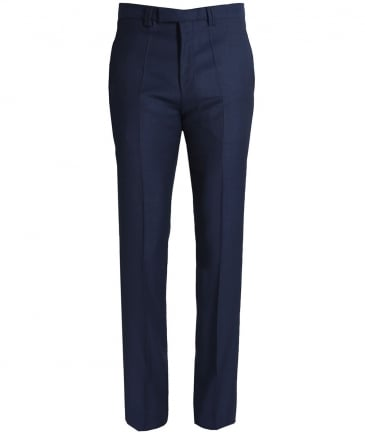 Extra Slim Fit Virgin Wool Hesten Trousers