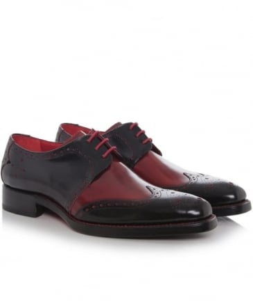 Dexter Bay Wing Tip Shoes