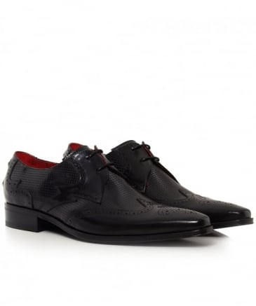 Leather Yardbird College Shoes