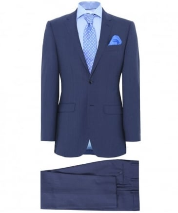 Oxford Wool Suit