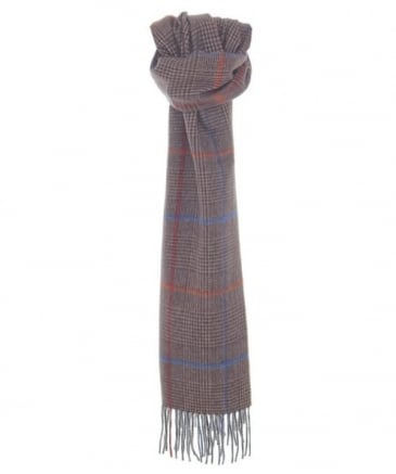 Tweed Cashmere Scarf