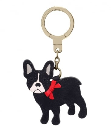 Leather Antoine Keyring