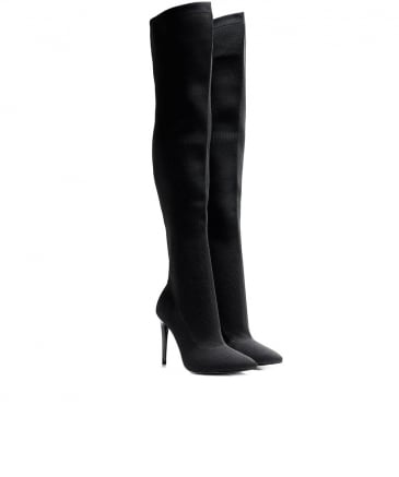 Anabel Thigh High Boots
