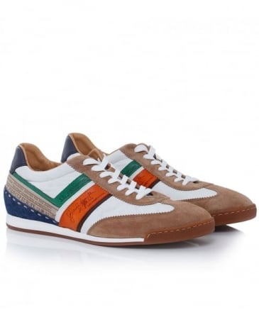 Leather Sud Trainers
