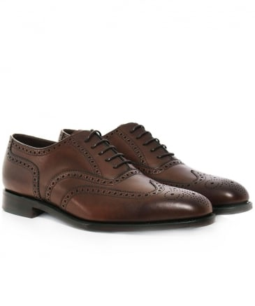 Calf Leather Buckingham Brogues