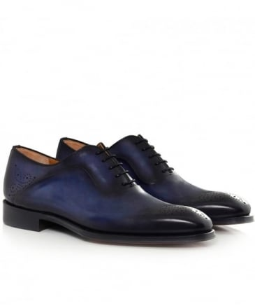 Smooth Leather Oxford Brogues