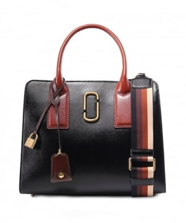 Leather Big Shot Bag