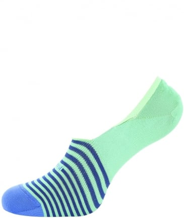 Women's Stripe Invisible Socks