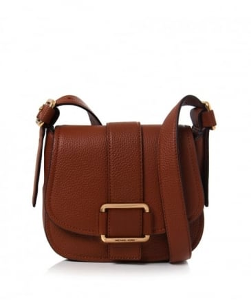 Maxine Leather Saddlebag