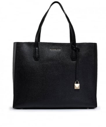 Mercer Large Top Zip Tote Bag