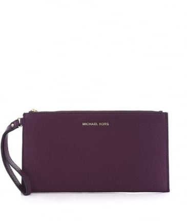 Mercer Leather Clutch Bag