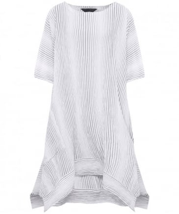 Cotton Ribbed Tunic
